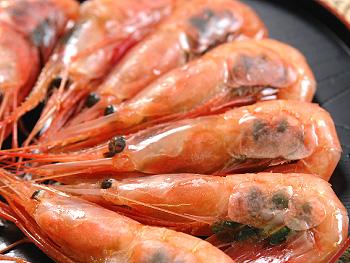 お刺身用日本海産甘エビ(甘えび)