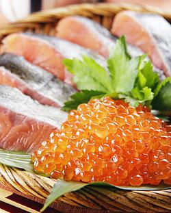枝幸産鮮めじか鮭