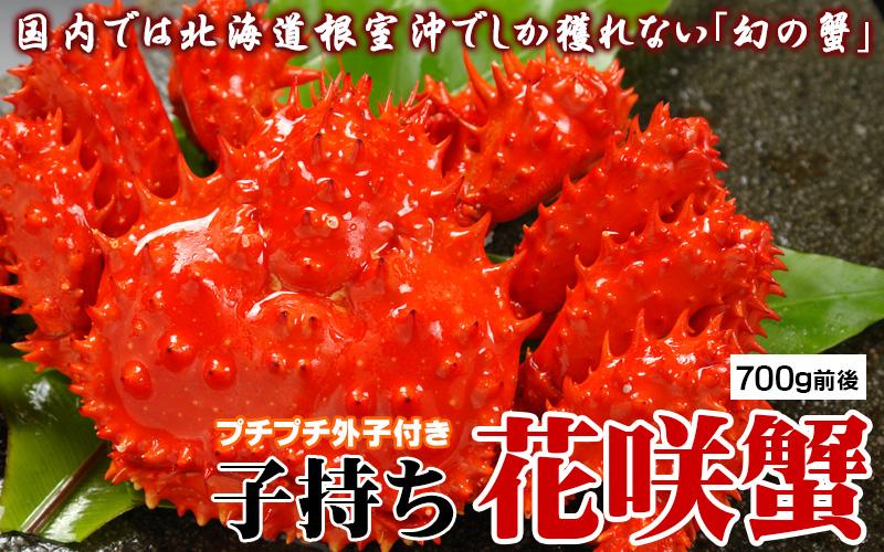 根室花咲蟹