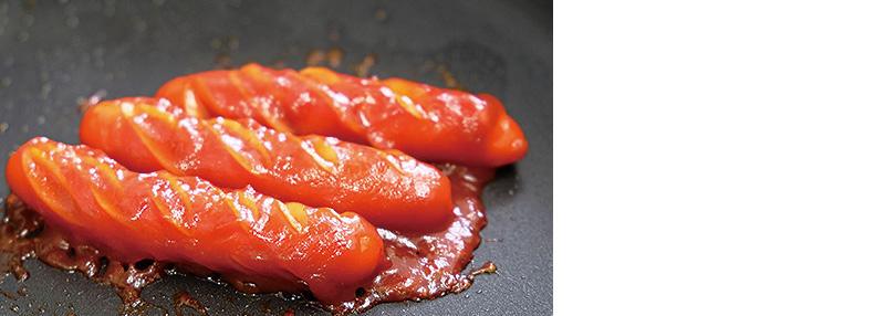 小樽魚肉赤ウインナー1kg