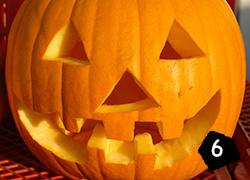 ハロウィンかぼちゃランタンの作り方|HappyHalloween
