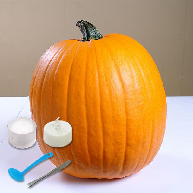 ハロウィンかぼちゃ2Lサイズ×1玉