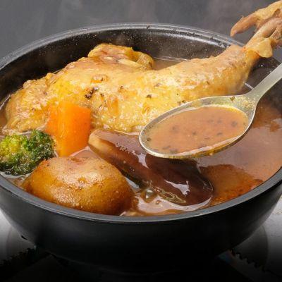 Saihok「まるごとチキン」スープカレー×10パックセット