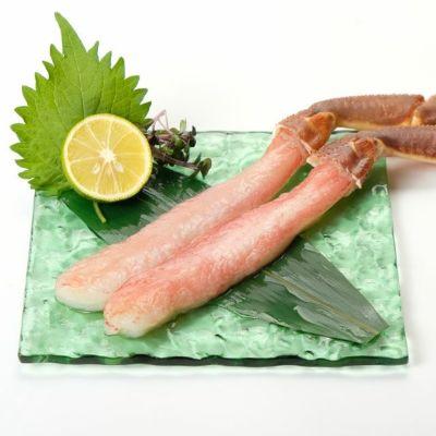 【セール】北海道産カニ刺し400g(超特大サイズ)